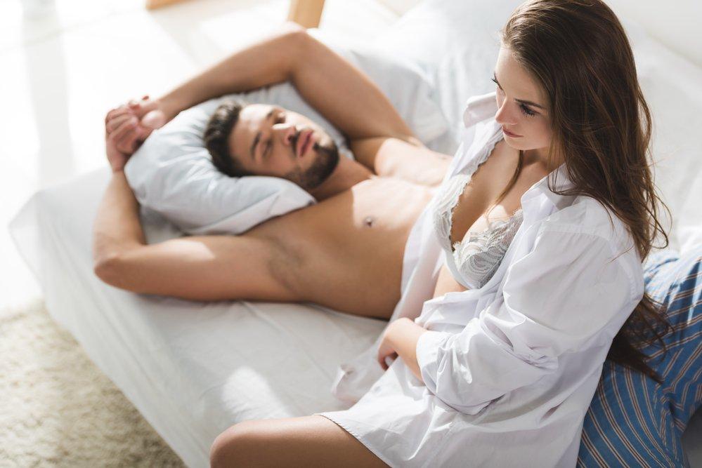Секс в длительных отношениях