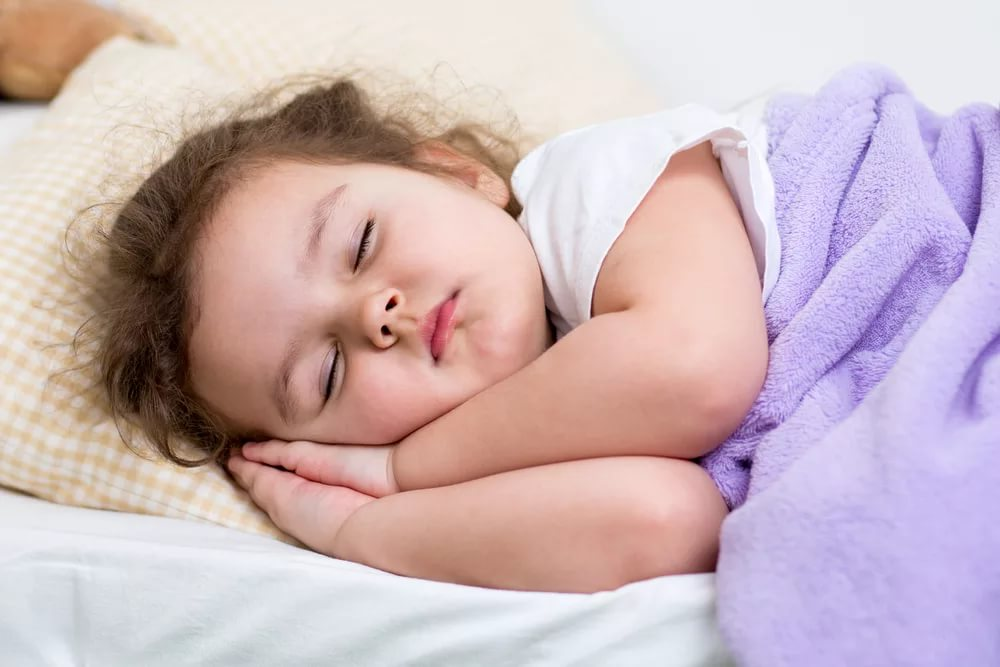 Дети и сон