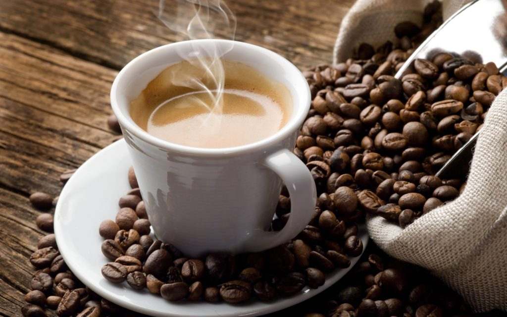 Кофеин - самый распространенный наркотик в мире.