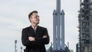 Илон Маск и ракеты
